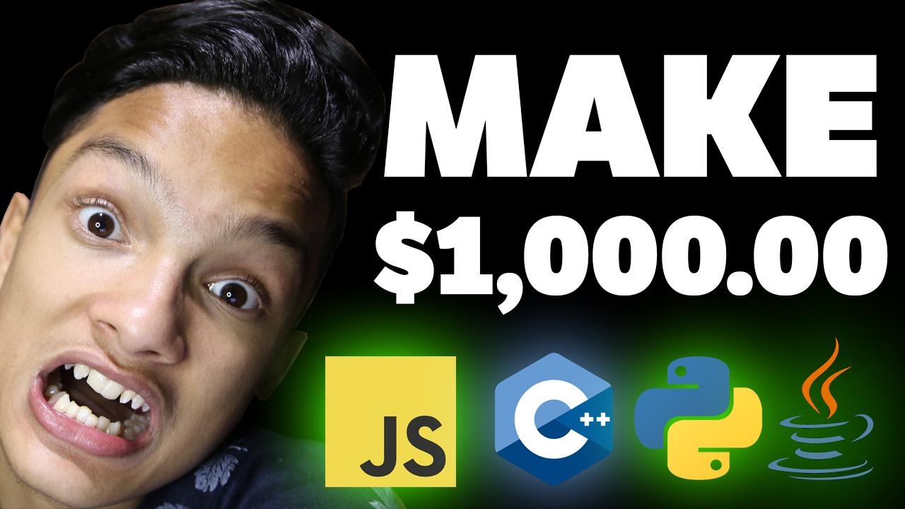 Make Money With Python Programming